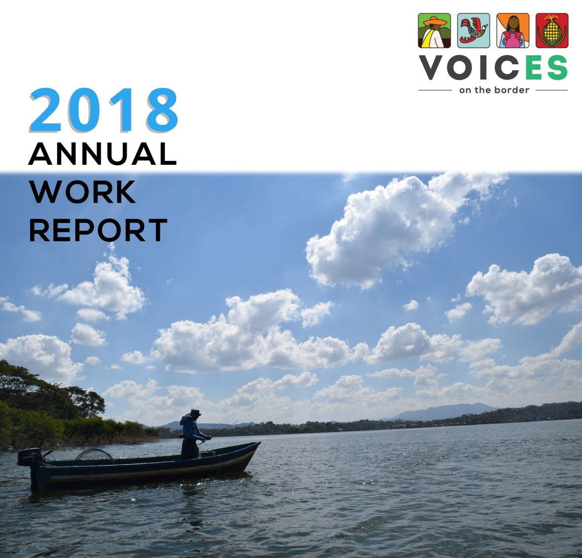 2018 annual work report